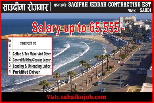 Job at Saudi
