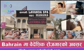 Job at Bahrain | Lavanda Spa Manama