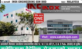 Job in Osaka vacuum chemical and inox engineering sdn bhd