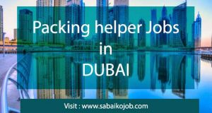Read more about the article Work as packing helper in Dubai