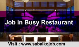 Hiring Cleaner,Waiter,Waitress