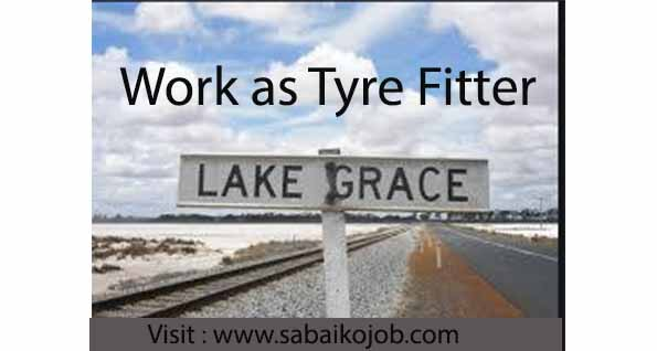 Tyre Fitter Required