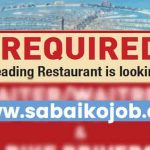 Required staff at restaurnt