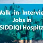 Jobs in AI SIDDIQI Hospitality