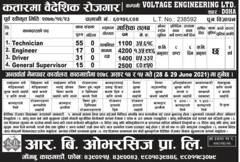 Voltage Engineering Ltd