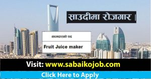 Read more about the article Fruit Juice Maker