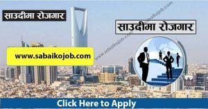 Read more about the article Career in Saudi Arabia