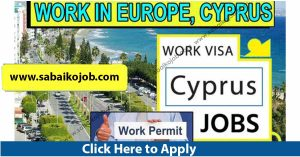 Read more about the article Work in Europe Cyprus