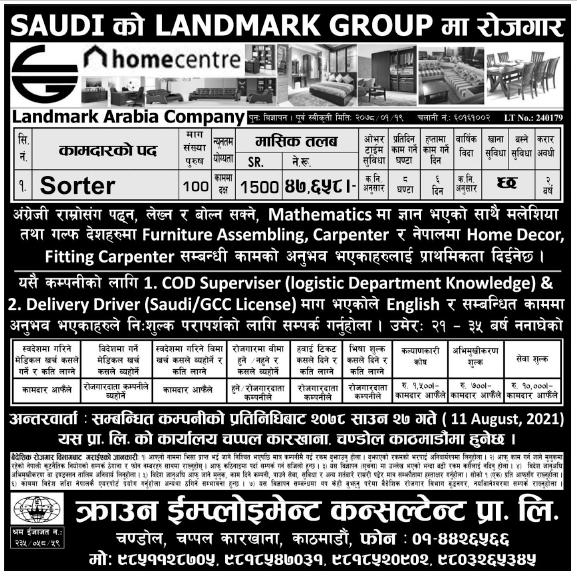 Landmark Arabia Company