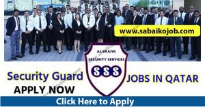 Read more about the article SECURITY GUARD JOBS IN QATAR, Al Sraiya Security Services