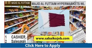 Read more about the article Looking For Career In Foreign Get Job In Qatar, Position For Sales & Cashier
