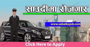 Read more about the article Attractive jobs in Saudi, Position For Driver